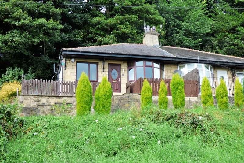 2 Bedrooms Semi Detached Bungalow for sale in Baildon Road, Baildon, Shipley, BD17