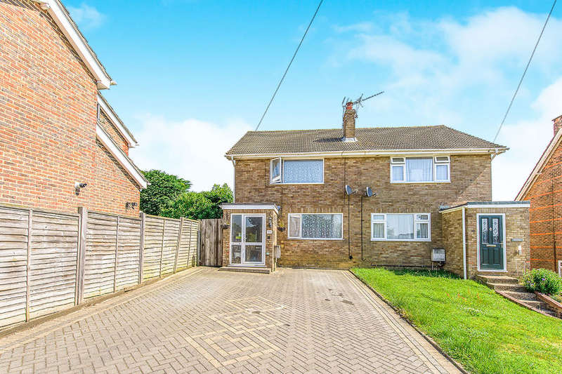 3 Bedrooms Semi Detached House for sale in Osborne Hill, Crowborough, TN6