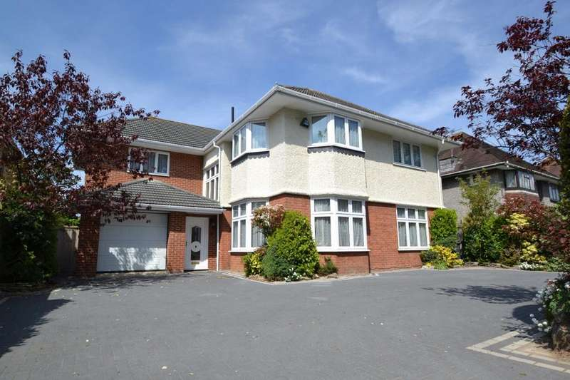 5 Bedrooms Detached House for sale in Boscombe Manor