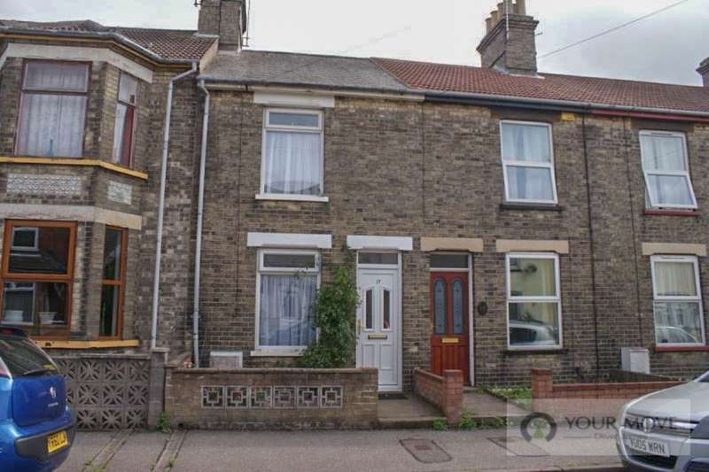 3 Bedrooms Property for sale in Bruce Street, Lowestoft, NR33