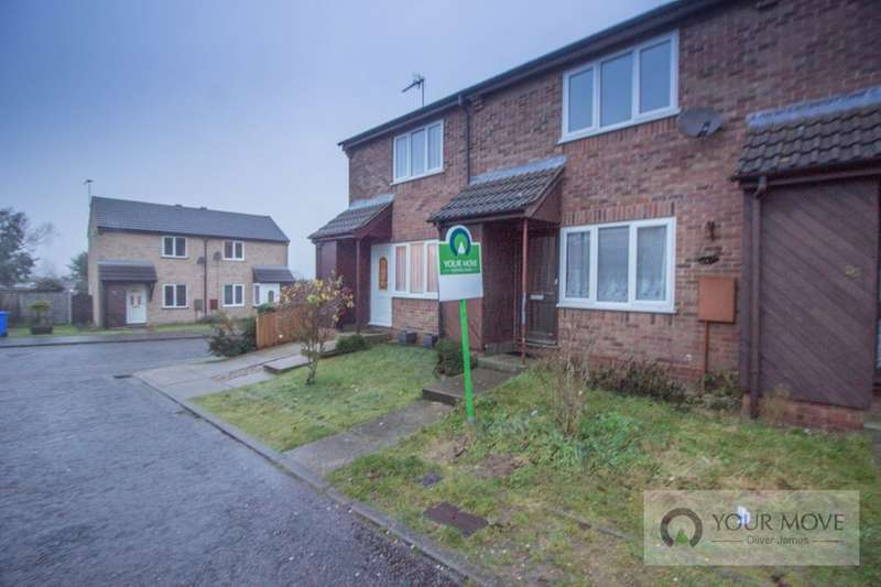 1 Bedroom Property for sale in Harebell Way, Lowestoft, NR33