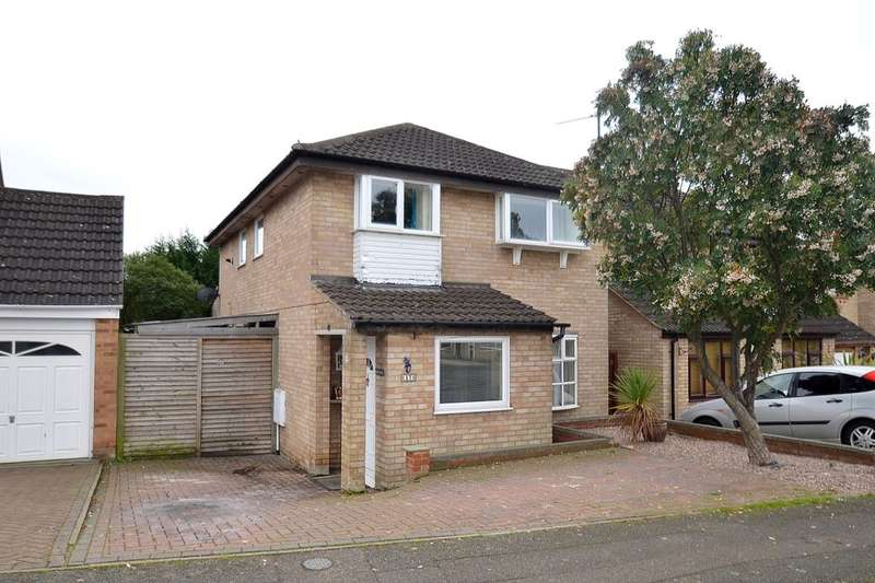 4 Bedrooms Detached House for sale in Lindisfarne Drive, Kettering, NN15