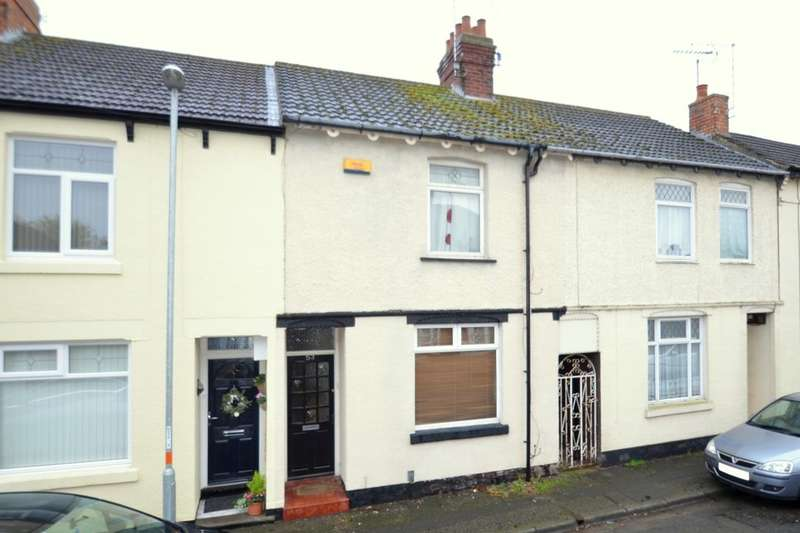2 Bedrooms Property for sale in Rosebery Street, Burton Latimer, Kettering, NN15