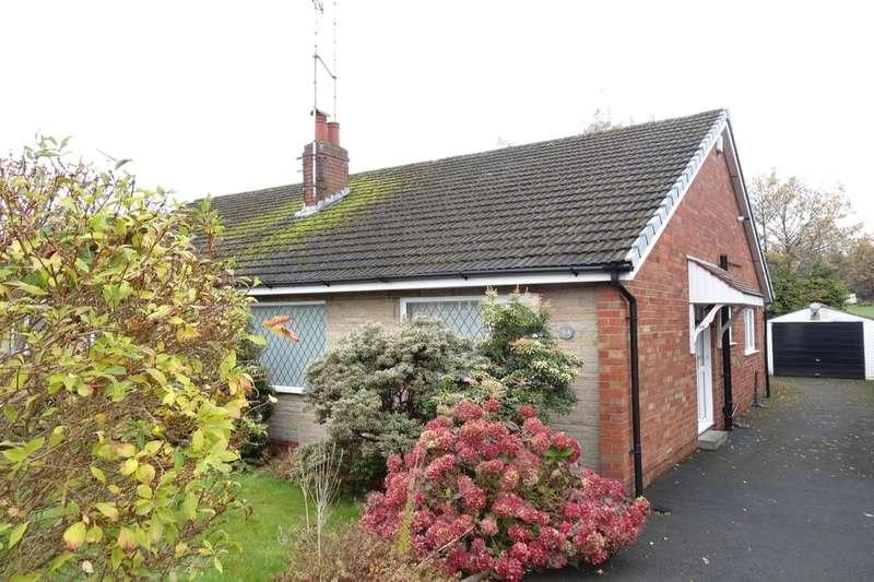 2 Bedrooms Semi Detached Bungalow for sale in Ramsey Avenue, Preston, PR1