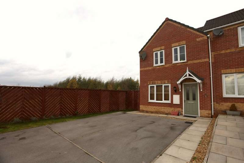3 Bedrooms Property for rent in Shafton Gate, Goldthorpe, Rotherham, S63