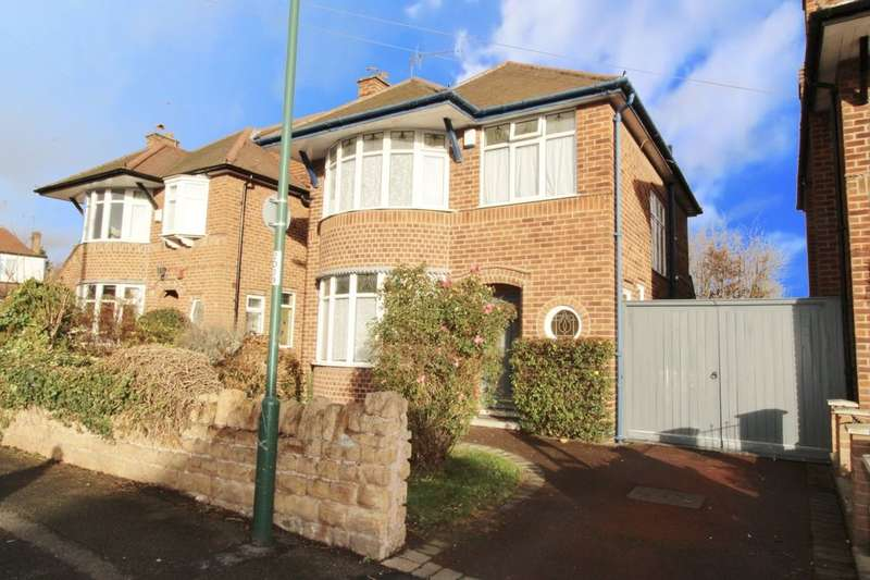 3 Bedrooms Detached House for rent in Deepdale Road, Wollaton, Nottingham, NG8