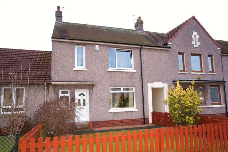 3 Bedrooms Property for sale in Lime Grove, Methil, Leven, KY8
