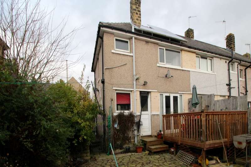 2 Bedrooms Semi Detached House for rent in The Oval, Bingley, BD16