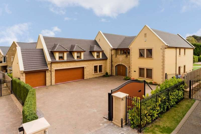 6 Bedrooms Detached House for sale in Earls Gate, Bothwell, Glasgow, G71