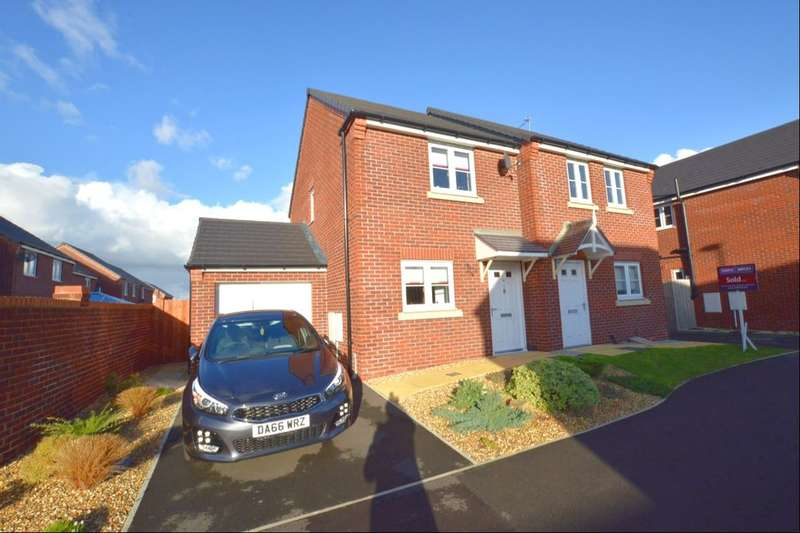 2 Bedrooms Semi Detached House for sale in Thistleton Close, St. Helens, WA9