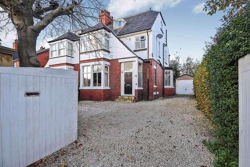 4 Bedrooms Semi Detached House for sale in Manston Gardens, Leeds, LS15