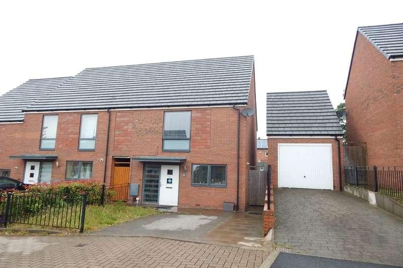 2 Bedrooms Semi Detached House for sale in Hop Leasow, Northfield, Birmingham, B31