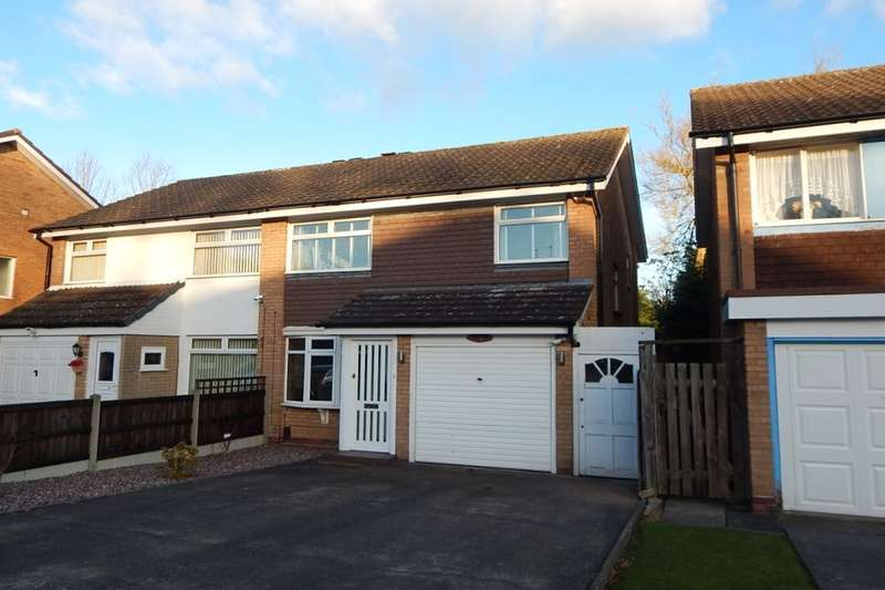 3 Bedrooms Semi Detached House for sale in Glenmore Drive, Birmingham, B38