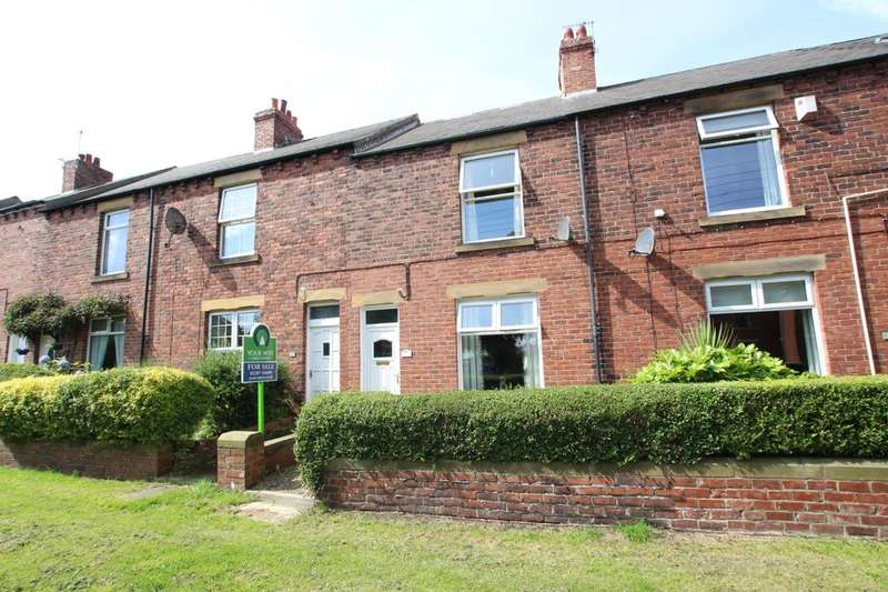 2 Bedrooms Property for sale in Hugar Road, High Spen, Rowlands Gill, NE39
