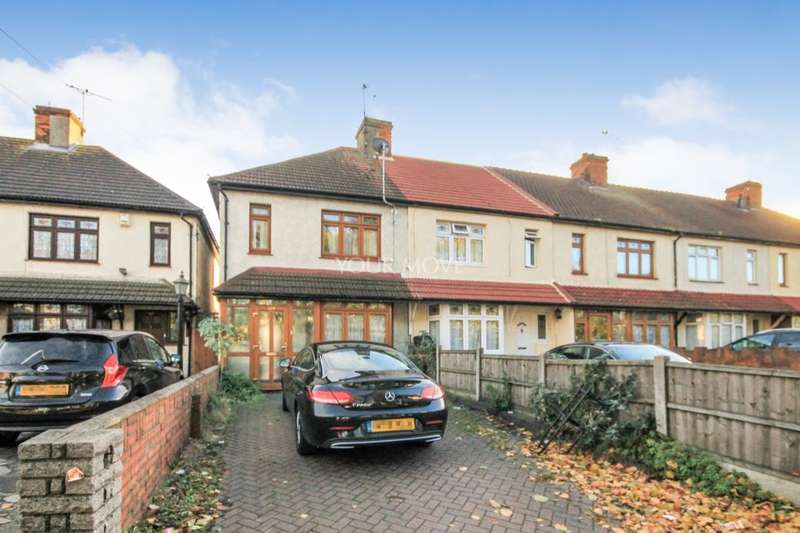 3 Bedrooms Semi Detached House for rent in Oldchurch Road, Romford, RM7