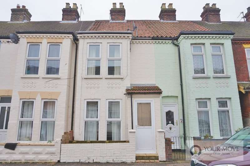 3 Bedrooms Property for sale in Century Road, Great Yarmouth, NR31