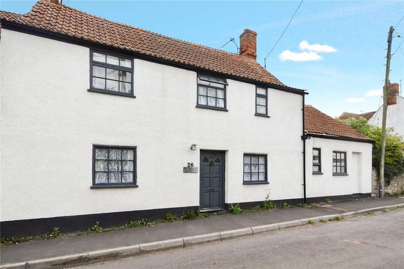 2 Bedrooms House for sale in Lime Street, Stogursey, Bridgwater, TA5