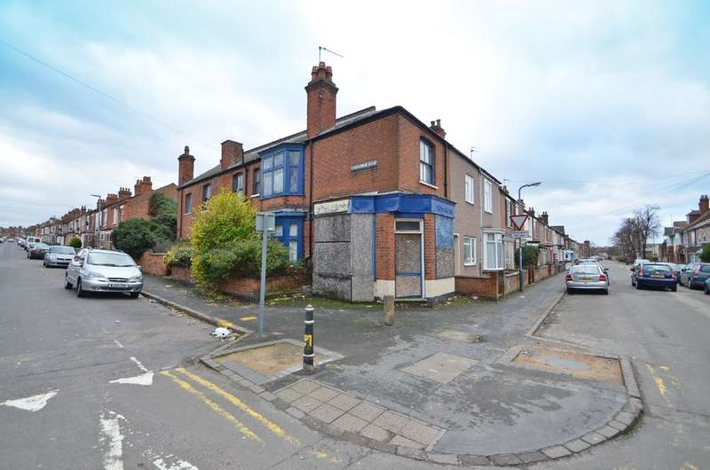 4 Bedrooms End Of Terrace House for sale in Grosvenor Road, Rugby