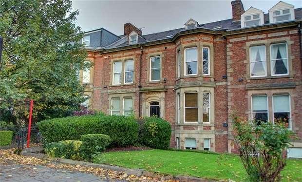 3 Bedrooms Flat for rent in Osborne Terrace, Jesmond, Newcastle Upon Tyne, Tyne and Wear, UK