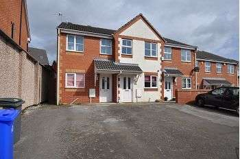 2 Bedrooms Town House for sale in Blandford Close, Longton, Stoke on Trent, ST3 1ES