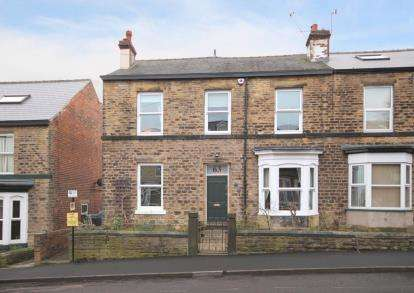 4 Bedrooms Semi Detached House for sale in Bower Road, Crookes, Sheffield