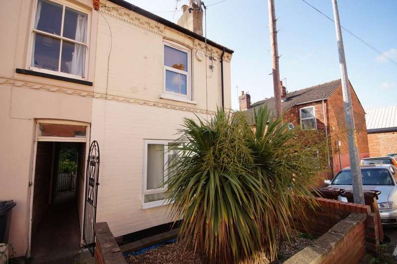 3 Bedrooms End Of Terrace House for sale in Montague Terrace, Lincoln