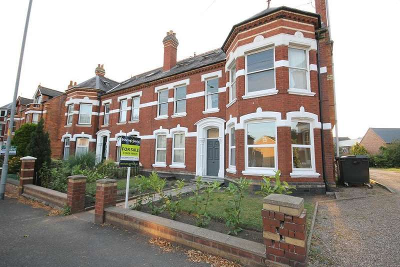 1 Bedroom Flat for rent in Droitwich Rd, Worcester, Worcestershire, WR3 7LG