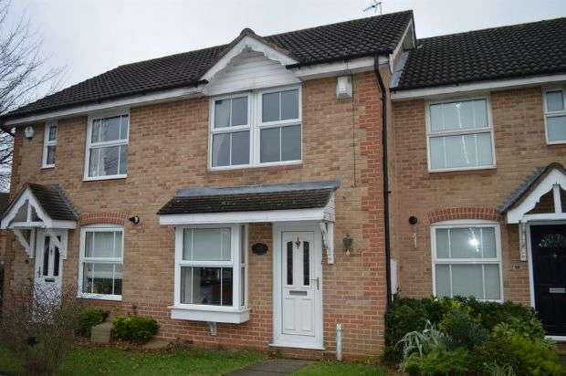 2 Bedrooms Terraced House for sale in Meltham Close, Beau Manor, Northampton NN3 9QY