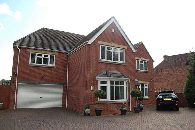 5 Bedrooms Detached House for sale in Dudley Road, Sedgley