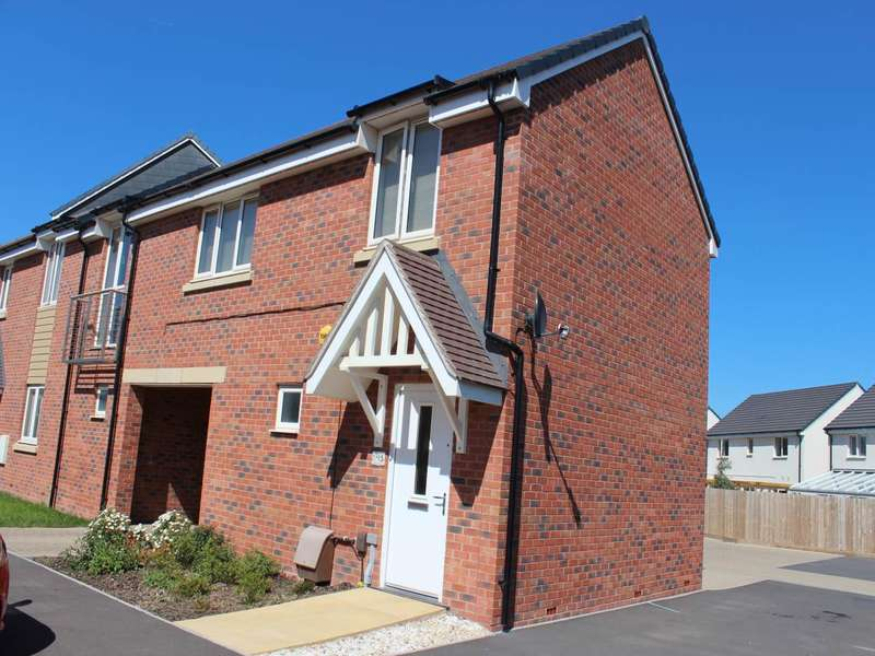 1 Bedroom Flat for rent in Proctor Drive, Haywood Village, Weston-super-Mare