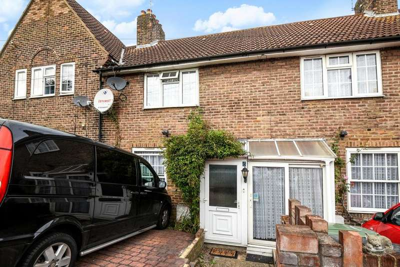 2 Bedrooms Terraced House for sale in Shaw Road, Bromley