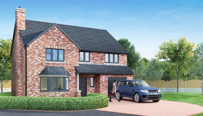 4 Bedrooms Detached House for sale in Plot 4, Coopers Court, SK15 2RF