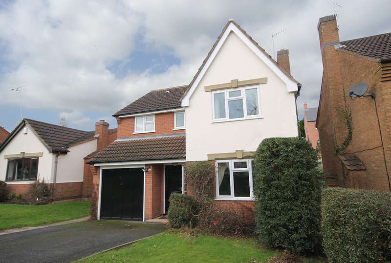 4 Bedrooms Detached House for rent in Fox Road, Castle Donington, Derby