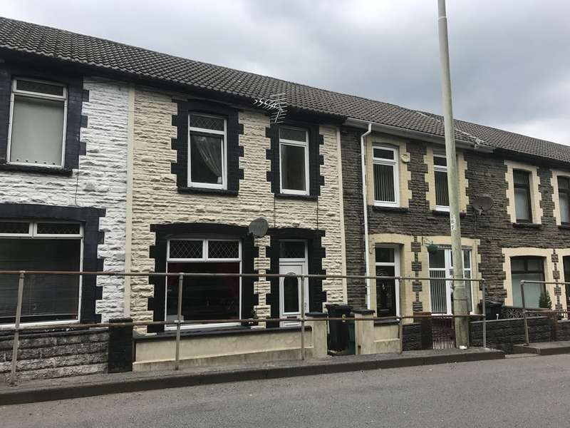 3 Bedrooms Terraced House for sale in Dan Y Deri, Merthyr Vale CF48