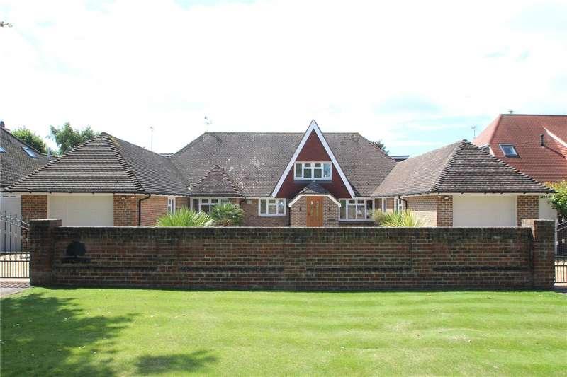 4 Bedrooms Detached House for sale in Ferringham Lane, Ferring, Worthing, BN12