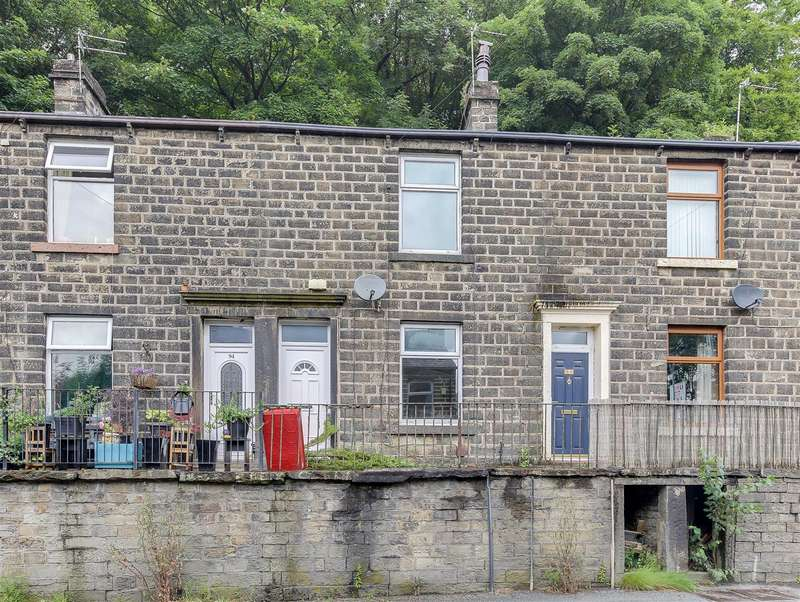 2 Bedrooms Terraced House for sale in Burnley Road East, Waterfoot, Rossendale