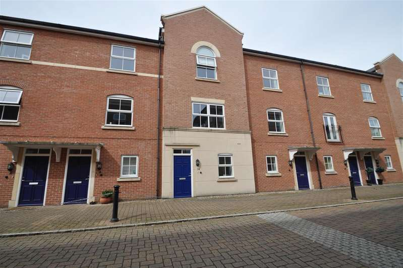 4 Bedrooms Town House for sale in Armstrong Drive, Worcester