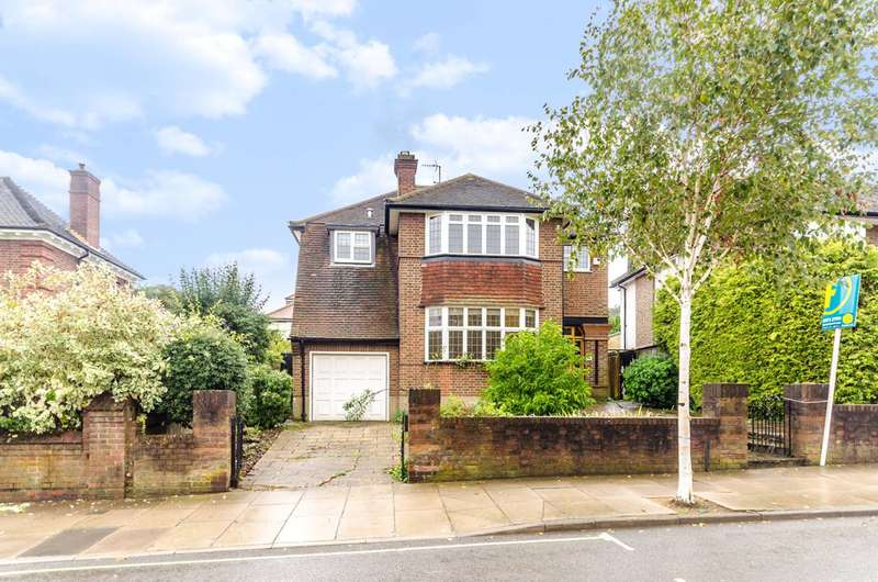 4 Bedrooms Detached House for rent in Marchmont Road, Richmond Hill, TW10
