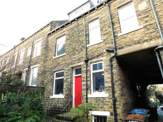 2 Bedrooms Terraced House for sale in Milford Place, Heaton, Bradford