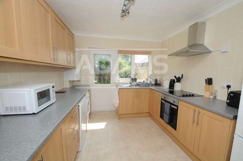 3 Bedrooms Semi Detached Bungalow for rent in Rodbourne Close, Everton, Lymington