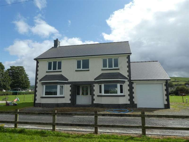 3 Bedrooms Detached House for sale in Tregaron