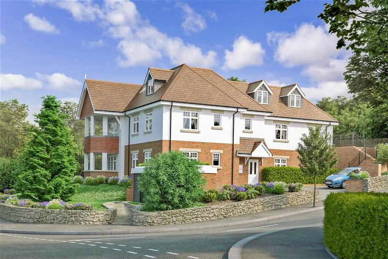 2 Bedrooms Apartment Flat for sale in Woodcote Valley Road, Hawthorn Place, Purley, Surrey