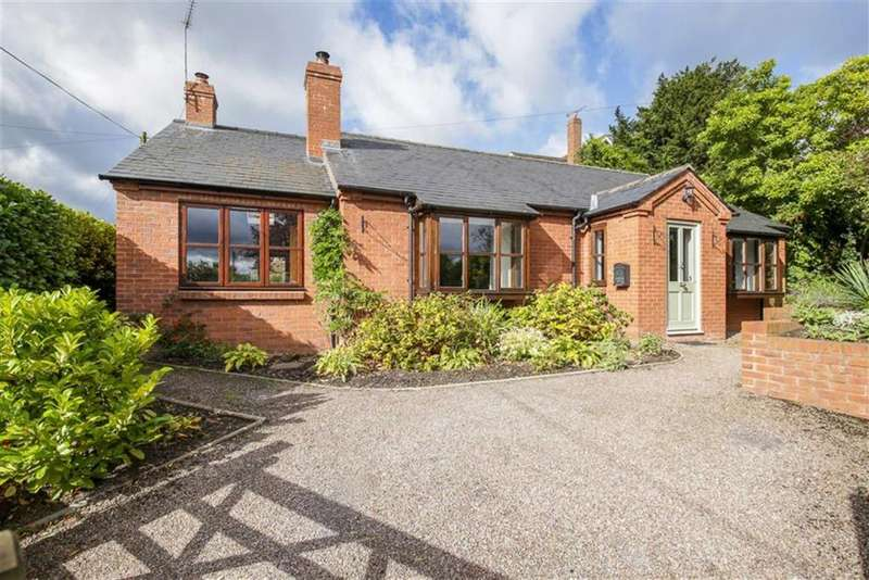 4 Bedrooms Detached Bungalow for sale in The Hurst, Cleobury Mortimer