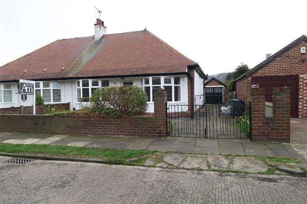2 Bedrooms Bungalow for rent in Clyvedon Rise, South Shields