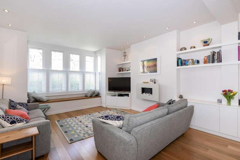 3 Bedrooms Flat for sale in Blenheim Gardens, Willesden Green