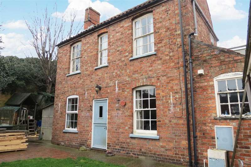 3 Bedrooms Detached House for sale in Boston Road, Sleaford