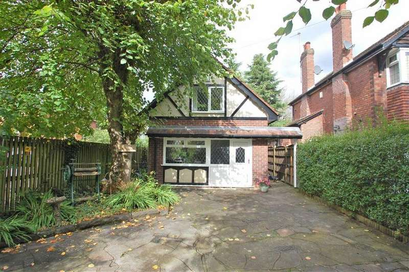 2 Bedrooms Detached House for sale in The Crescent, Davenport, Cheshire