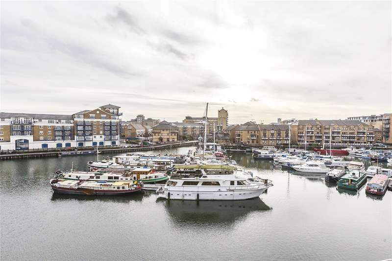 2 Bedrooms Flat for sale in Basin Approach, London, E14