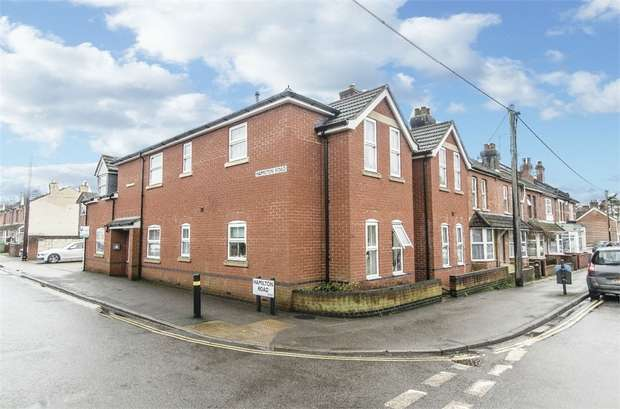 1 Bedroom Flat for sale in Hamilton Road, Old Bishopstoke, EASTLEIGH, Hampshire