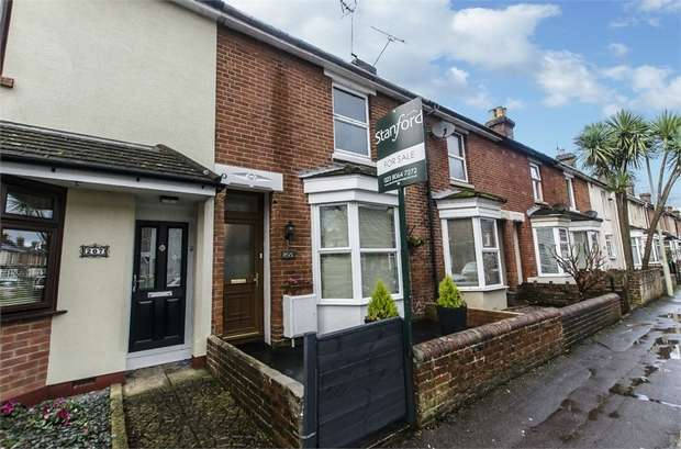 2 Bedrooms Terraced House for sale in High Street, Eastleigh, Hampshire